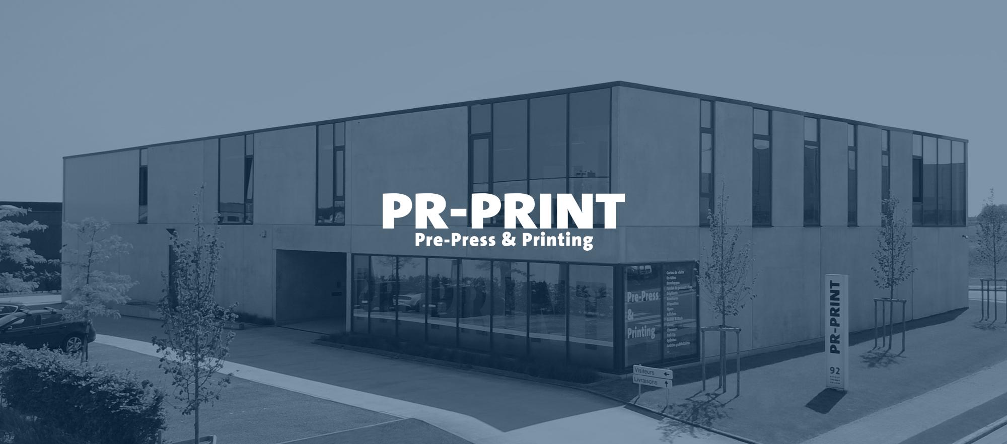 PR-PRINT - Branding and Website Design and Development - KERN IT